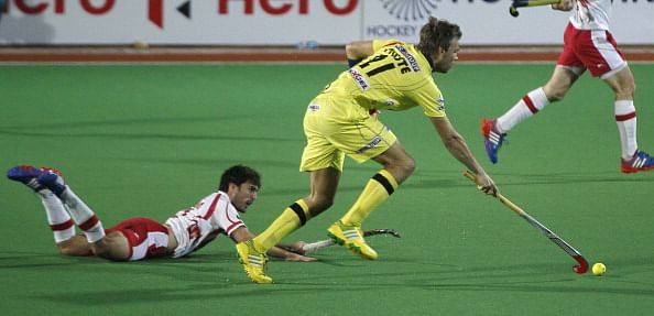 2015 edition of Hockey India League to have foreign umpires