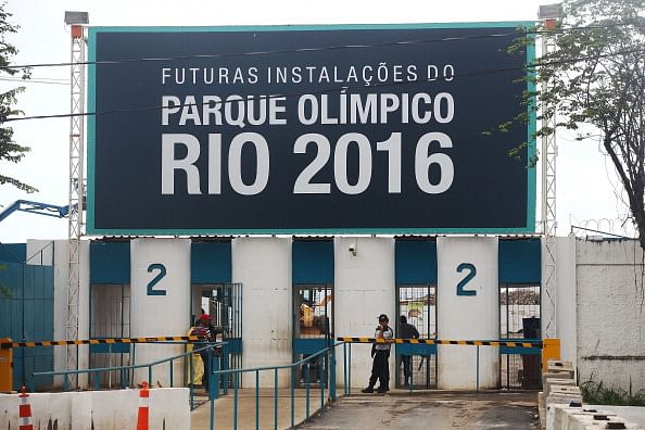 Rio's preparations for the 2016 Olympics are stunning: US Olympic Committee
