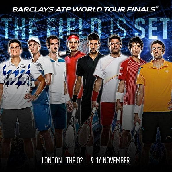 ATP World Tour Finals groups