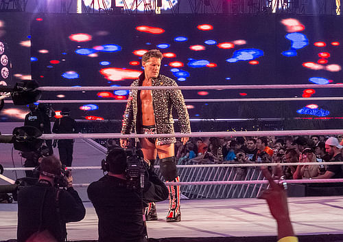 Jericho on special WWE contract? Update on possible appearance at Wrestlemania
