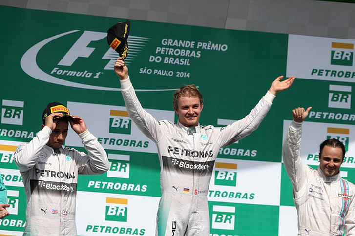 Top 10 Tweets from the Brazilian Grand Prix