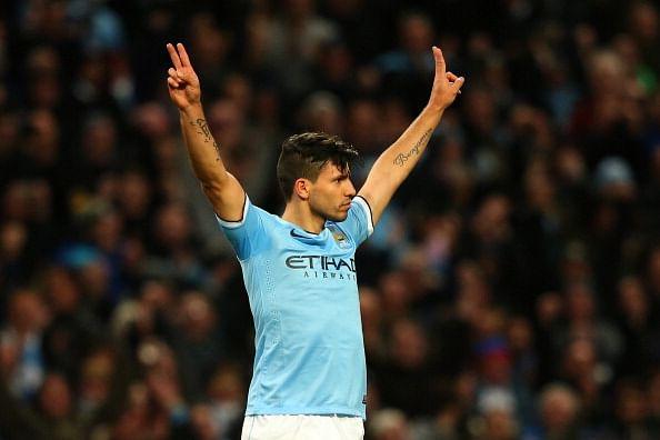 Sergio Aguero : Man City's Savior