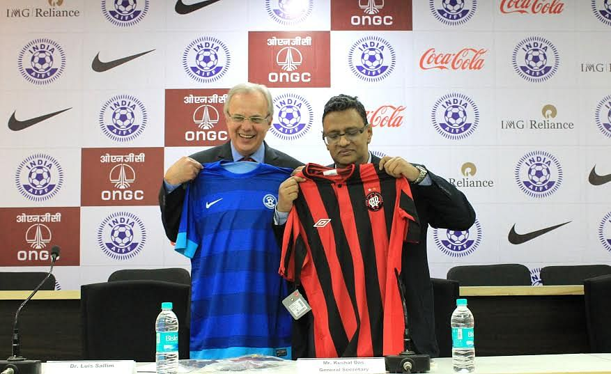 Brazil's Atletico Paranaese inks deal with AIFF