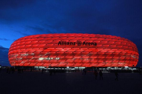 Bayern Munich pay off Allianz Arena 16 years ahead of schedule