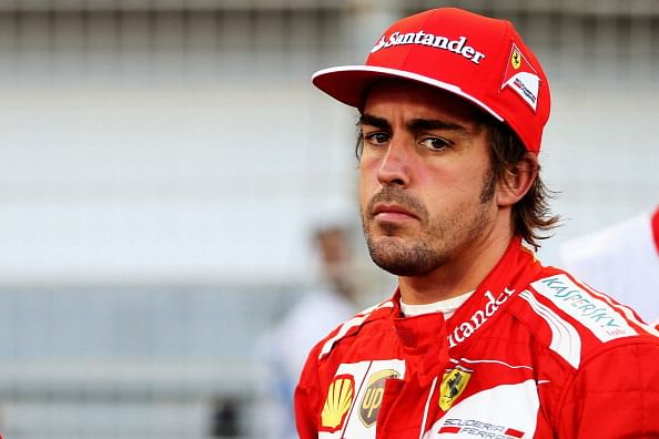 Ferrari confirm Alonso's departure