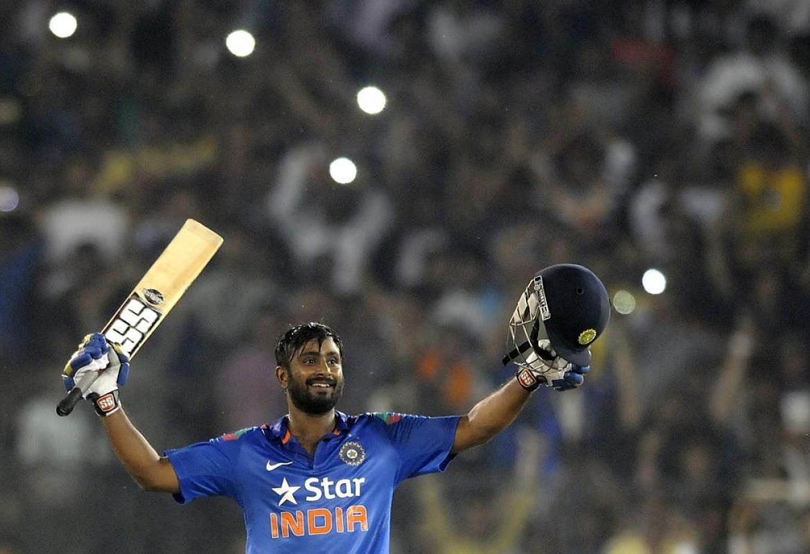 With a World Cup spot in sight, Ambati Rayudu's 12-year wait might finally be coming to fruition