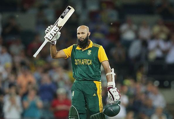 Hashim Amla becomes fastest batsman to hit 17 ODI centuries