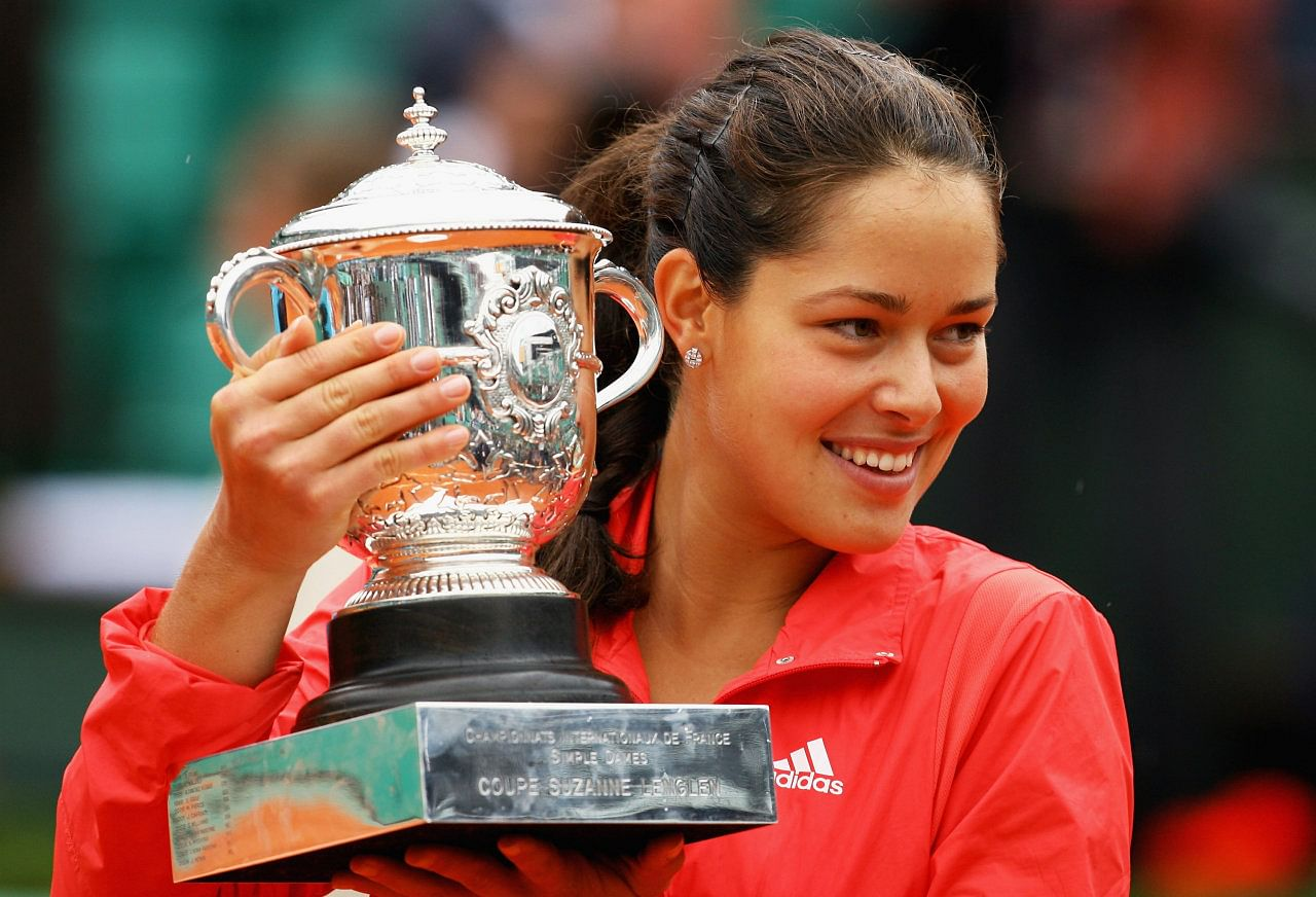 The best pictures of Ana Ivanovic