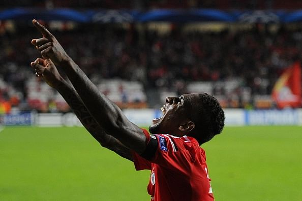 ... hands uncapped Benfica midfielder Anderson Talisca Brazil call-up