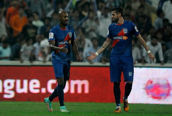 Mumbai City FC looking for goals and victory in Delhi