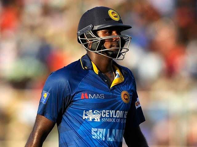 Stats: Angelo Mathews becomes leading ODI run-scorer in 2014