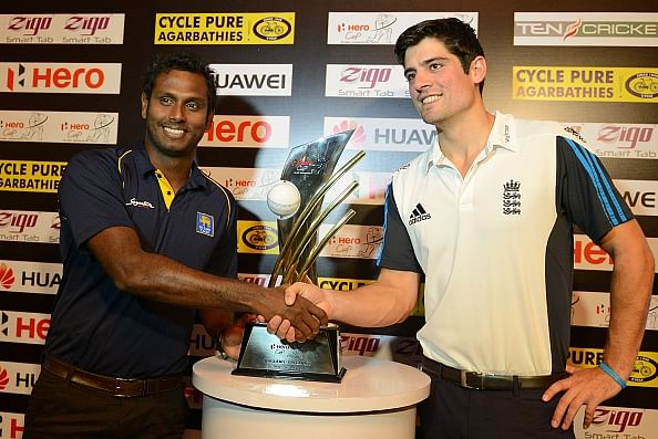 Sri Lanka vs England 2014: Great opportunity for teams and players to improve rankings