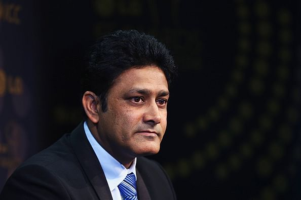 Anil Kumble launches Spin Stars Contest to identify best young spin bowlers in Karnataka