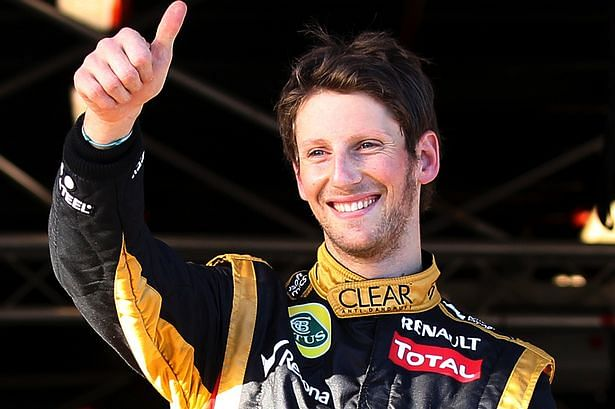 Romain Grosjean- A riddle, wrapped in a mystery and inside an enigma