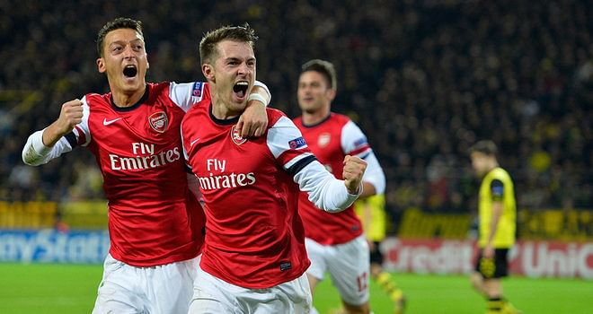 Match Preview: Arsenal vs Borussia Dortmund - Koscielny back in the line-up for Gunners