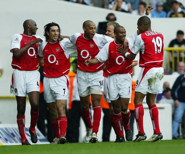 10 Best Squads in English Premier League history