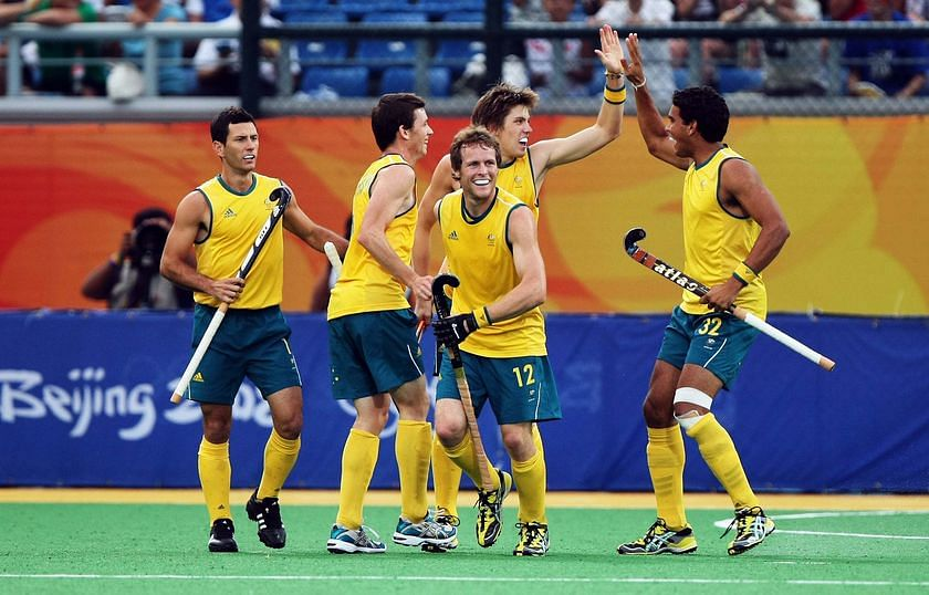 Australia announce squad for FIH Champions Trophy
