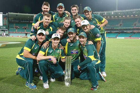 Latest ICC Rankings: Australia displace India as top ODI team