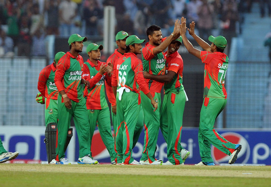 Bangladesh beat Zimbabwe by 68 runs in the second ODI