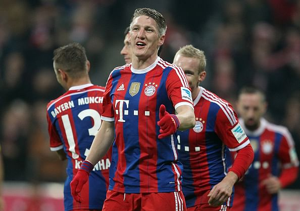 Bundesliga report: Bayern Munich extend their lead at the top, Dortmund manages a draw
