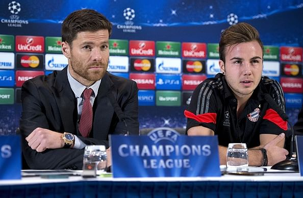 Bayern Munich set their sights on 2015 as they prepare to face Manchester City