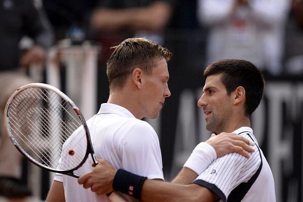Novak Djokovic takes on Tomas Berdych; Marin Cilic faces Stan Wawrinka on Day 6