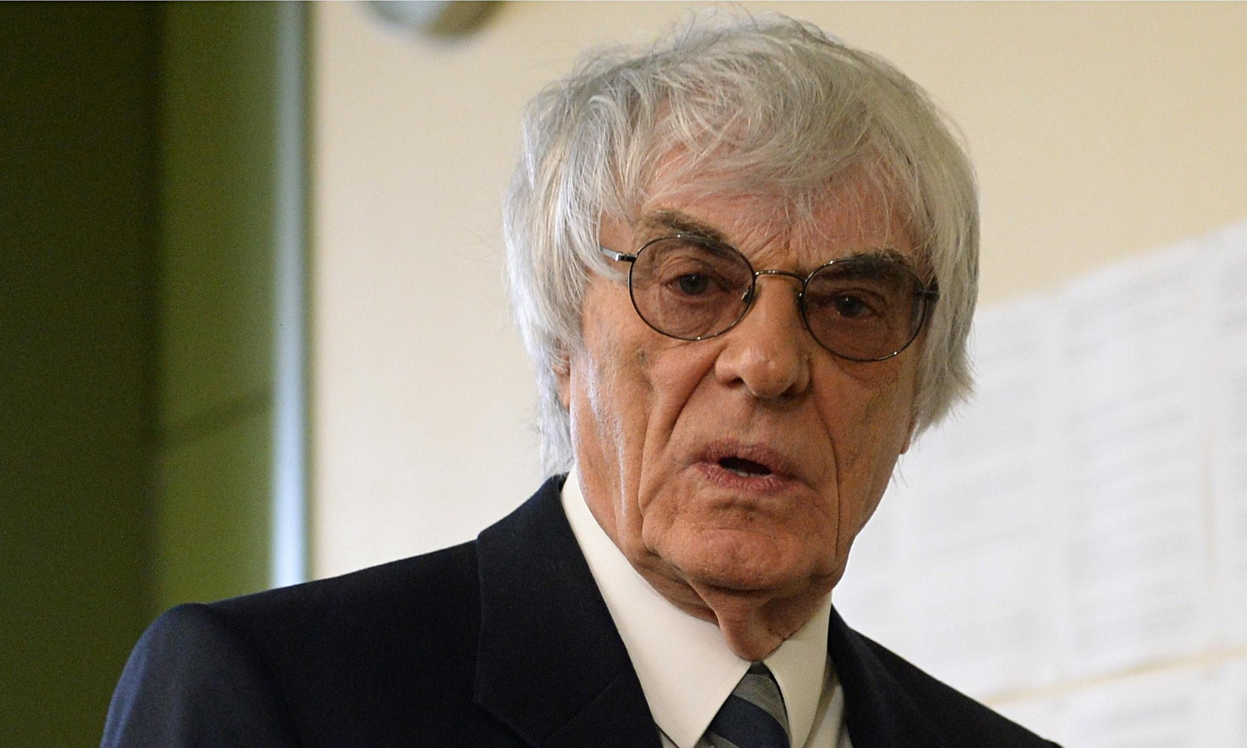 What is wrong with Formula One Supremo Bernie Ecclestone