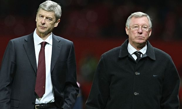 10 best matches ever between Arsenal and Manchester United