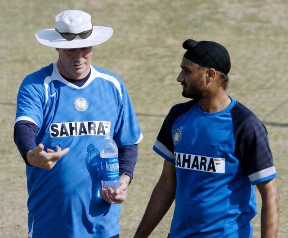 Harbhajan Singh: Greg Chappell was a double-faced man