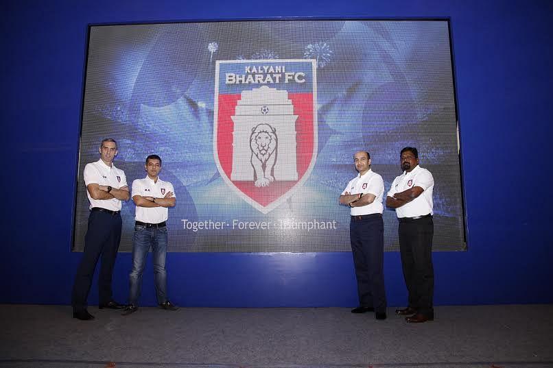 Kalyani Group's football club named Bharat FC