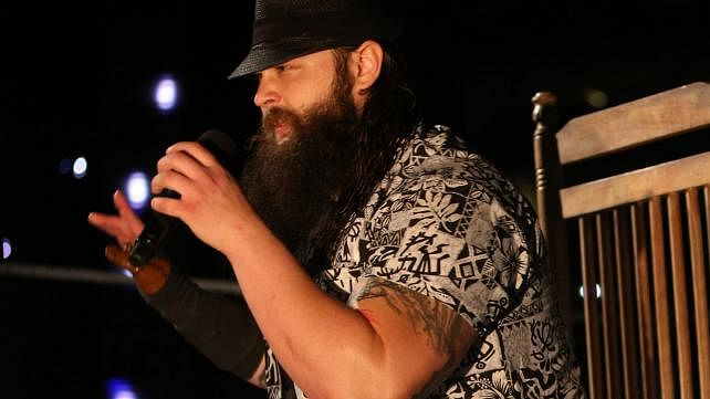 WWE's idea of new Bray Wyatt, lack of confidence in Ambrose vs Rollins