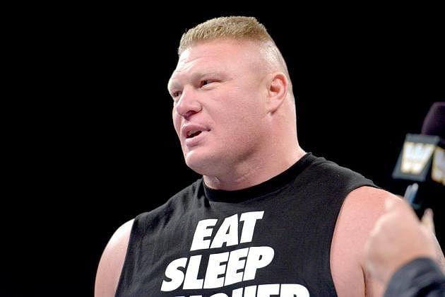 Brock Lesnar Interested In MMA Again, According To UFC President Dana White