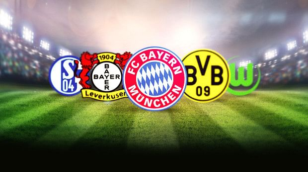 6 Best Bundesliga teams in FIFA 15