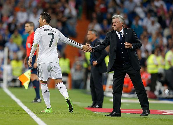 Carlo Ancelotti reveals his contenders for the 2014 FIFA Ballon d\'Or