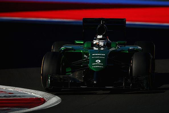 Caterham F1 team grateful to supporters for making return possible.