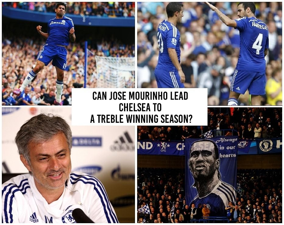 Analysis of Chelsea\'s chances of winning trophies this season