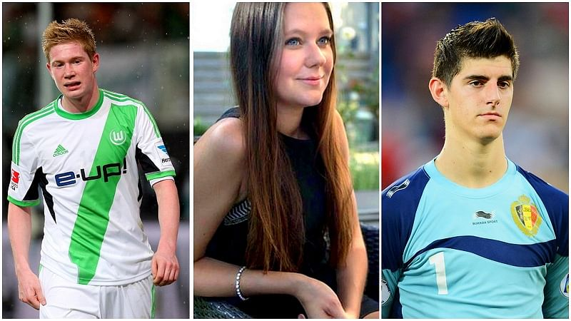 Former Chelsea star girlfriend admits to having an affair with Thibaut Courtois