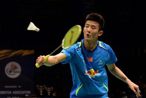 Top seed Chen Long derails K. Srikanth to enter Hong Kong Open final