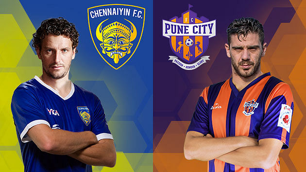 ISL: Chennaiyin FC vs FC Pune City - Live scores and commentary