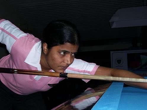 Chitra Magimairajan seals knockout berth in World Snooker