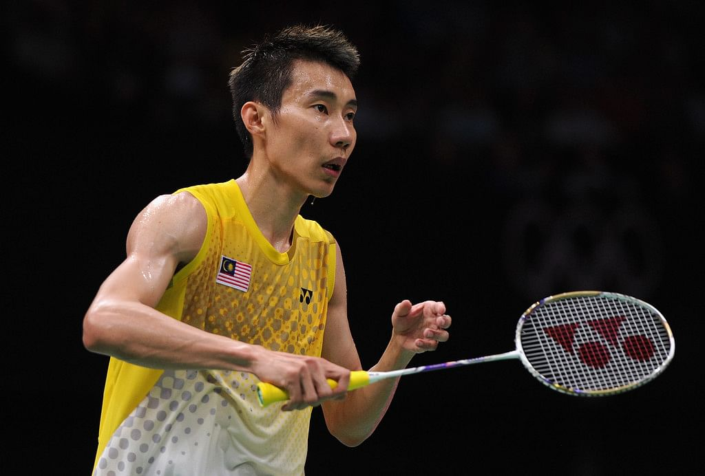 Lee Chong Wei fails drugs test, temporarily suspended