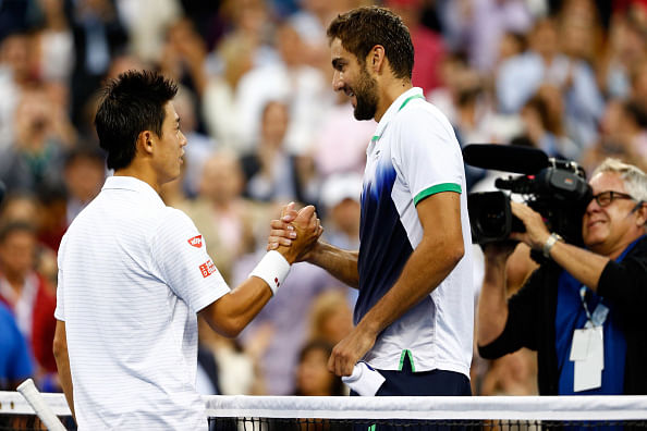 Nishikori takes on Cilic; Murray faces Federer on Day 5