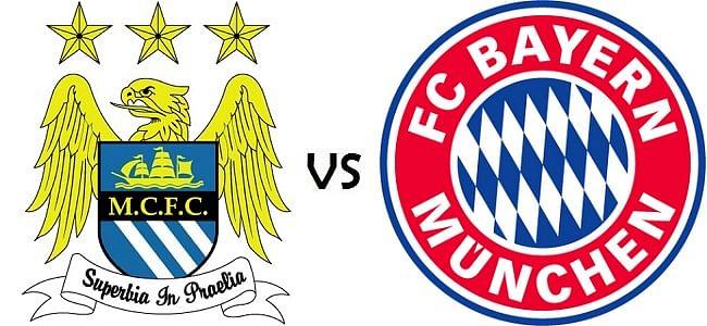 Manchester City vs Bayern Munich: Preview & Prediction