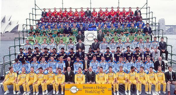 1992 Cricket World Cup: Reliving one of the greatest ODI tournaments