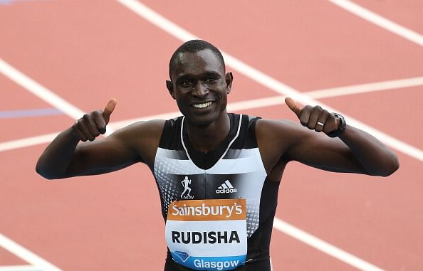Olympic champion David Rudisha hopeful of winning at 2015 World championships