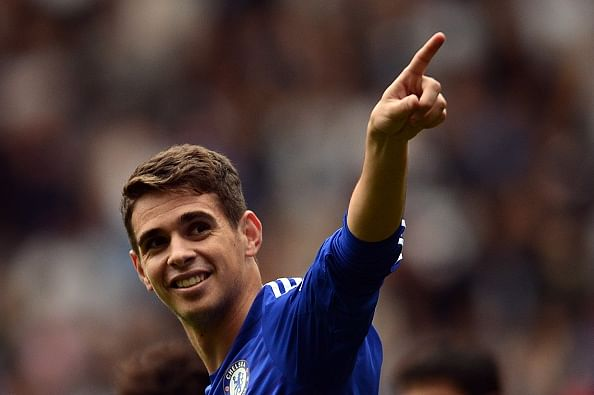 Video: Oscar opens the scoring for Chelsea v QPR, Fabregas bags another assist