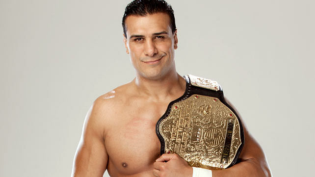Why did WWE and Alberto Del Rio agree on settlement?