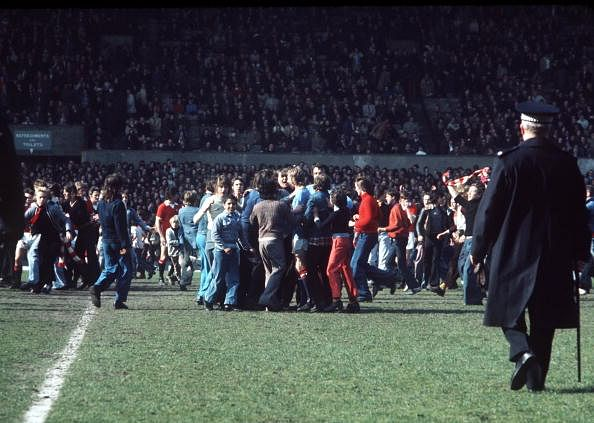 Did Denis Law really score