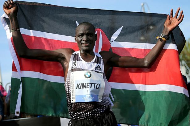 Dennis Kimetto eager for Athens victory