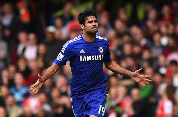 Jose Mourinho says his star striker Diego Costa is fully fit